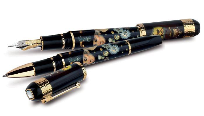 CV.HOR.FP-M Tibaldi (Тибальди) ручка перьевая