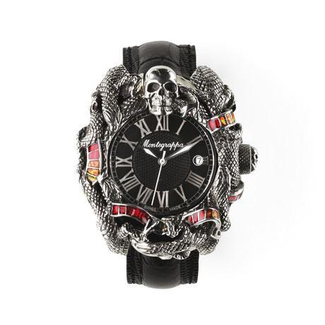 IDCHWASL Мужские часы Montegrappa (Монтеграппа) - CHAOS