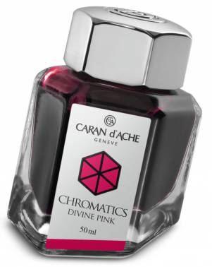 8011.080 Чернила Caran d'Ache (Карандаш). Розовые.