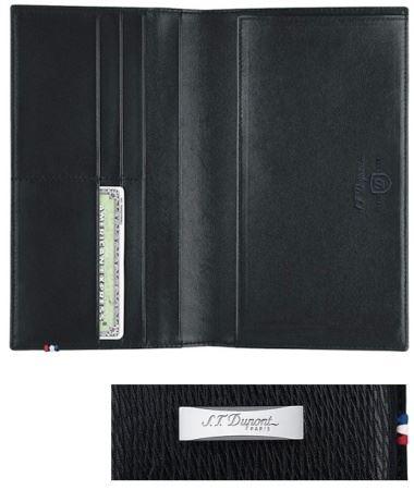 180334 Обложка (портмоне) для чековой книжки S.T.Dupont