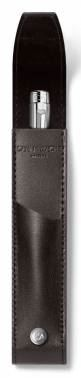 6201.059 Чехол (футляр) для 1 ручки Caran d'Ache (Карандаш) Haute Maroquinerie Ebony