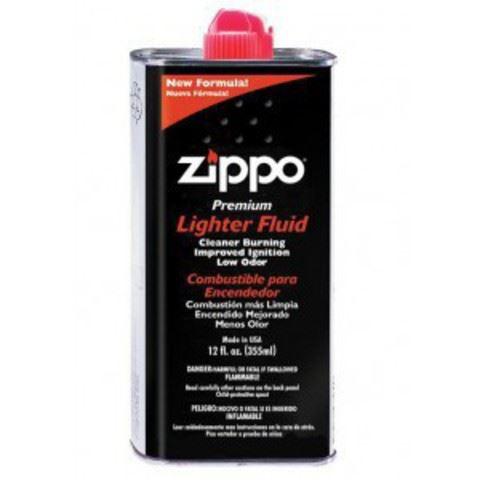 3165 Топливо (Бензин) для зажигалки  Zippo (Зиппо), 355 мл