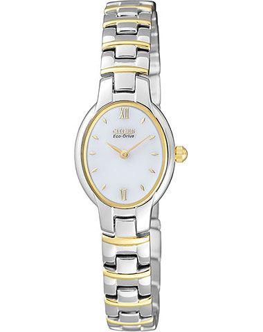 Мужские кварцевые наручные японские часы Citizen  EW9554-56A