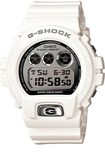 Японские наручные часы Casio G-Shock DW-6900MR-7E