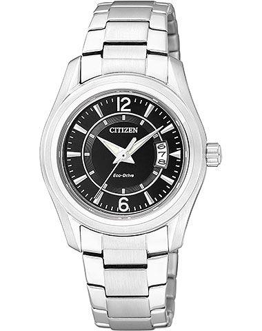 Мужские кварцевые наручные японские часы Citizen  FE1010-57E