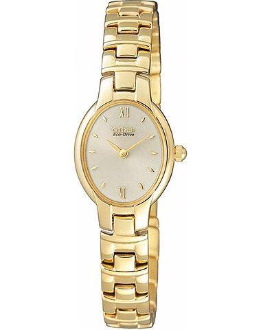 Мужские кварцевые наручные японские часы Citizen  EW9552-51P