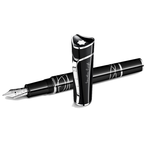 107480 Перьевая ручка Montblanc Jonathan Swift