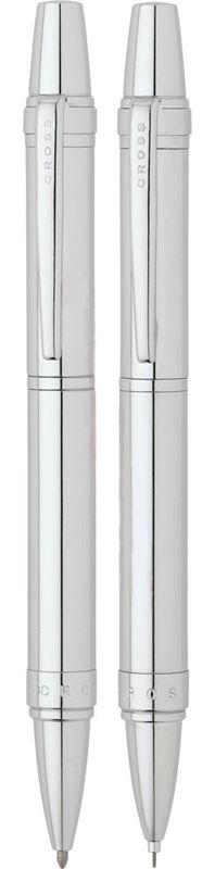 AT0381G-9 Набор Cross Nile: шариковая ручка и карандаш 0.7 мм