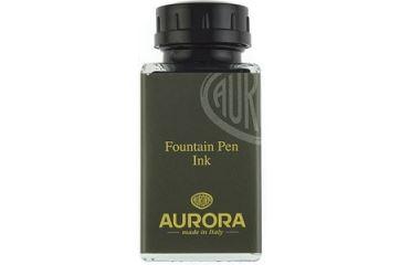 Чернила черные, в бутылочке Aurora