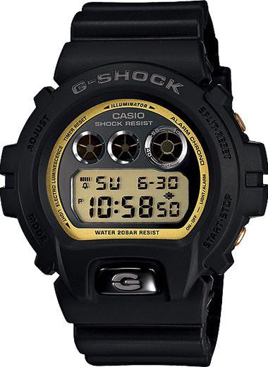 Японские наручные часы Casio G-Shock DW-6900MR-1E