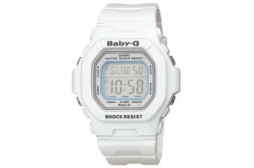 Женские японские наручные часы Casio Baby-G BG-5600WH-7E