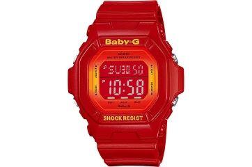 Женские японские наручные часы Casio Baby-G BG-5600SA-4E
