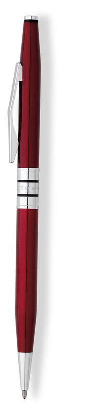 Шариковая ручка Cross Spire, цвет: Red Lacquer >