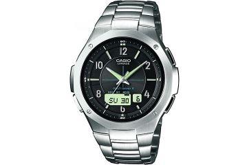 Японские аналого-цифровые многофункциональные часы Casio LCW-M160D-1A2