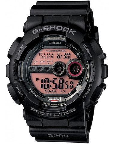 Японские наручные часы Casio G-Shock GD-100MS-1E