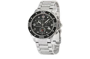 Мужские кварцевые наручные швейцарские часы Burett B 4204 NBSA