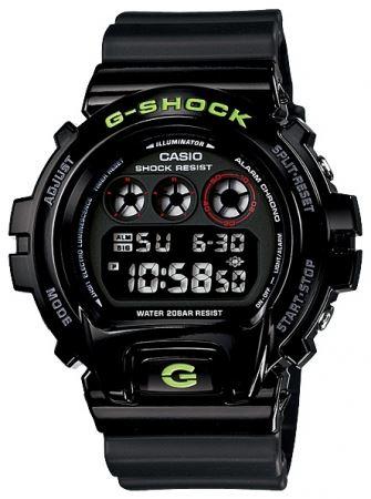 Японские наручные часы Casio G-Shock DW-6900SN-1E