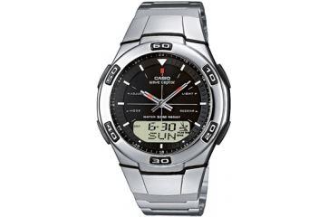 Японские аналого-цифровые многофункциональные часы Casio WVA-105HDE-1A