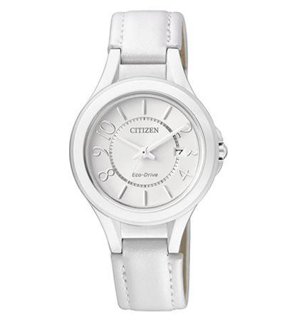 Мужские кварцевые наручные японские часы Citizen  FE1020-11B
