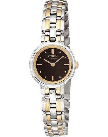 Мужские кварцевые наручные японские часы Citizen  EW9134-51E