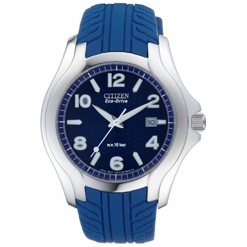 Мужские кварцевые наручные японские часы Citizen  BM6530-21L