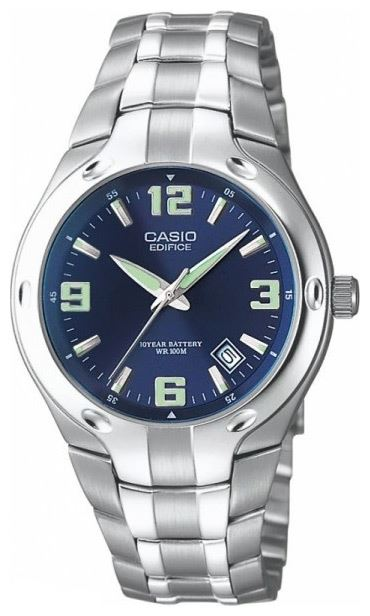 ������� �������� �������� ���� Casio Edifice EF-106D-2A
