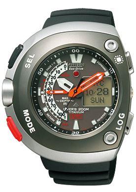 Мужские кварцевые наручные японские часы Citizen  JV0050-03E
