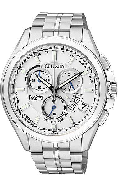 Мужские кварцевые наручные японские часы Citizen  BY0050-58A