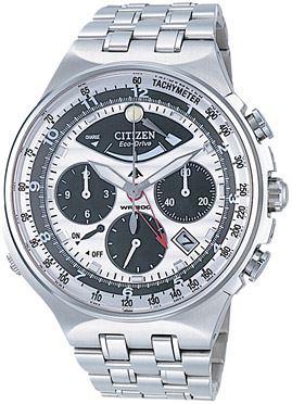 Мужские кварцевые наручные японские часы Citizen  AV0030-60A