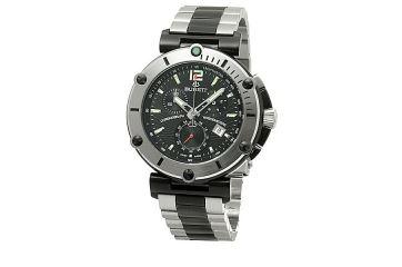 Мужские кварцевые наручные швейцарские часы Burett B 4203 LBSA