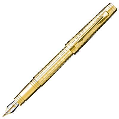 S0887930 Перьевая ручка Parker Premier DeLuxe F562