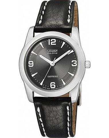 Мужские кварцевые наручные японские часы Citizen  EP5801-03F