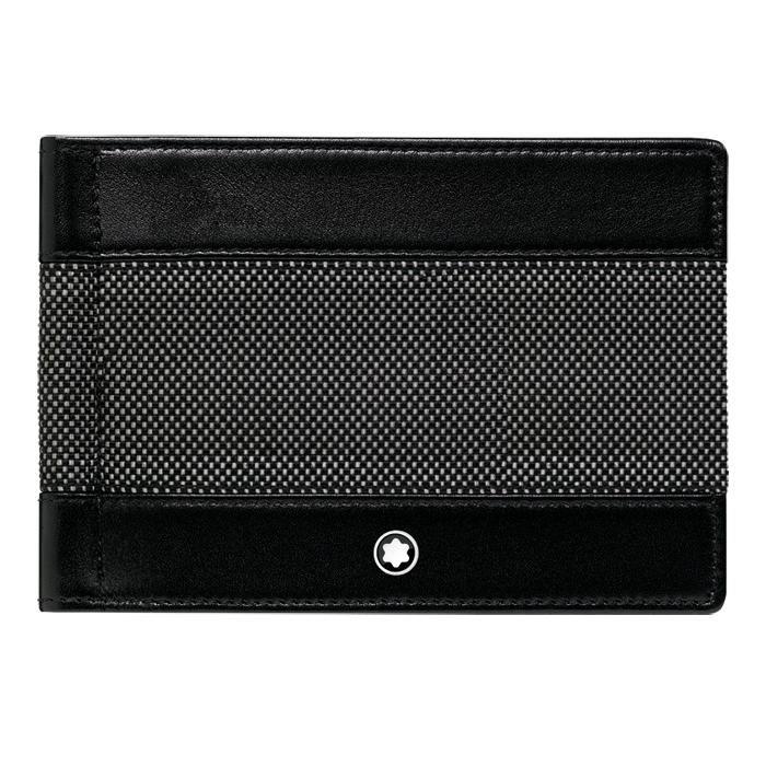 107350 Montblanc Бумажник MST 6 к/к canvas