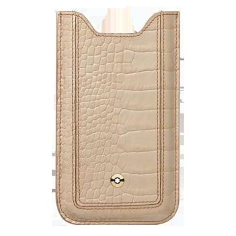 110184 Чехол для iPhone 5/5s Montblanc La Vie de Boheme