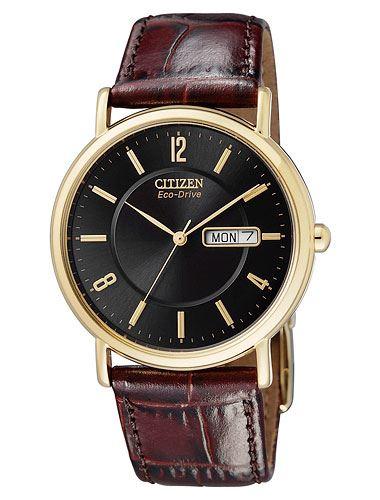 Мужские кварцевые наручные японские часы Citizen  BM8243-05EE