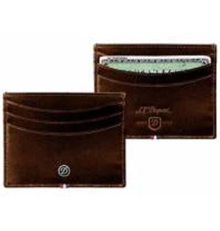 180108 Чехол для кредитных карт S.T.Dupont (Дюпон), ELYSEE