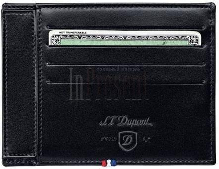 180311 Чехол для кредитных карт S.T.Dupont