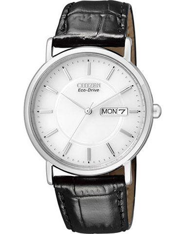 Мужские кварцевые наручные японские часы Citizen  BM8241-01AE