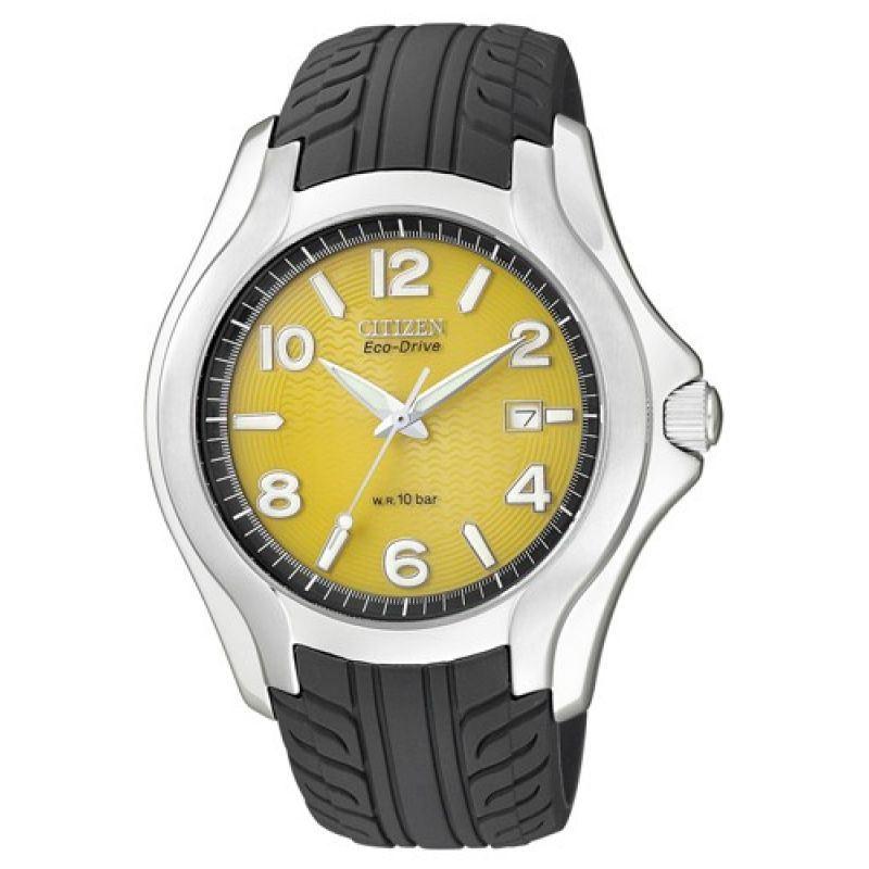 Мужские кварцевые наручные японские часы Citizen  BM6530-04P