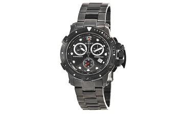 Мужские кварцевые наручные швейцарские часы Burett B 4205 BBSA