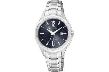 Мужские кварцевые наручные японские часы Citizen  EW1760-58L