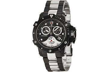 Мужские кварцевые наручные швейцарские часы Burett B 4205 LBSF