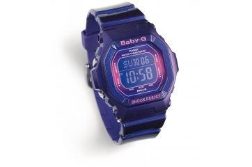 Женские японские наручные часы Casio Baby-G BG-5600SA-6E