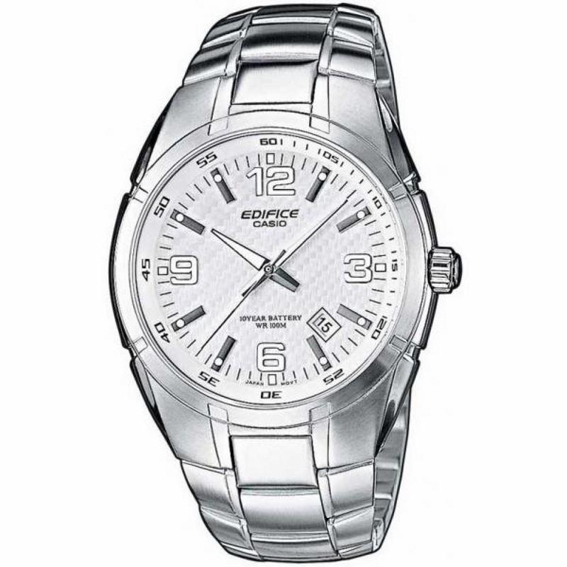 Мужские японские наручные часы Casio Edifice EF-125D-7A