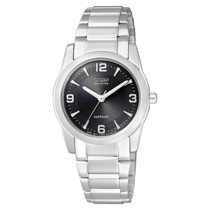 Мужские кварцевые наручные японские часы Citizen  EP5800-57F