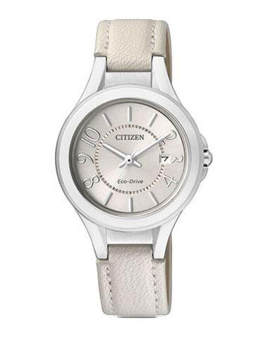 Мужские кварцевые наручные японские часы Citizen  FE1020-02W