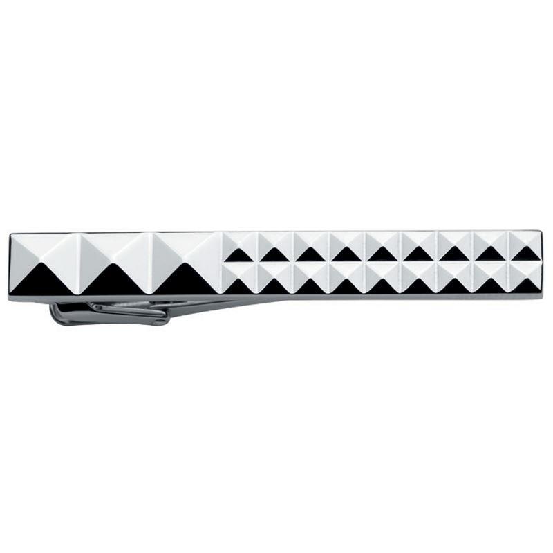 5225 Зажим для галстука S.T.Dupont с узором