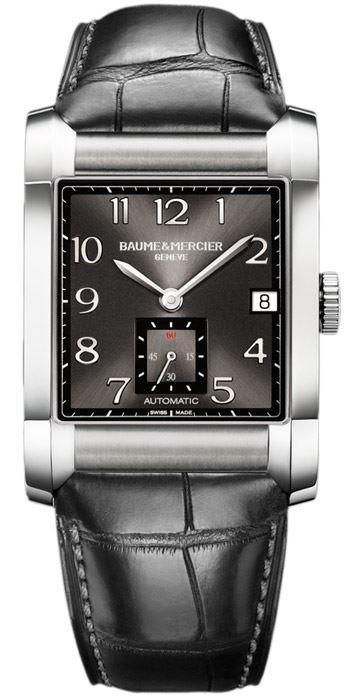 M0A10027 Baume & Mercier Часы сталь Хэмптон