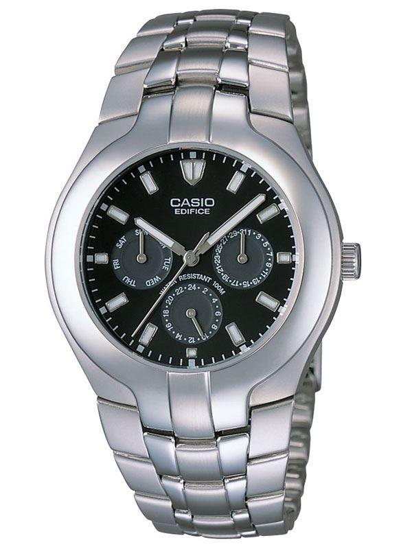 Мужские японские наручные часы Casio Edifice EF-304D-1A