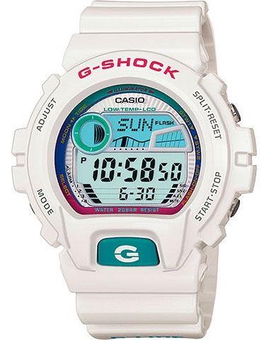 Японские наручные часы Casio G-Shock GLX-6900-7E
